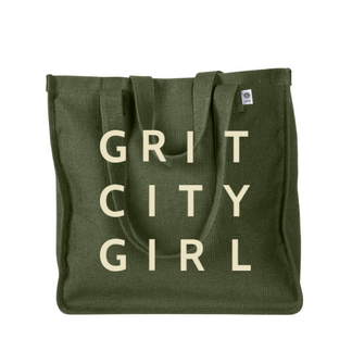 Grit City Girl Tote