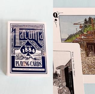 Tacoma Playing Cards