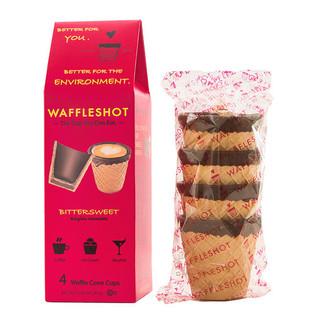 Waffleshot Cups