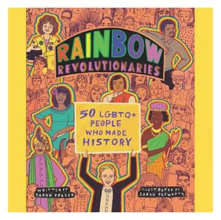 Rainbow Revolutionaries Book