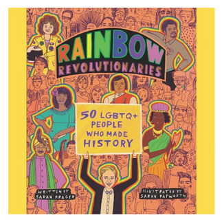 Rainbow Revolutionaries Book