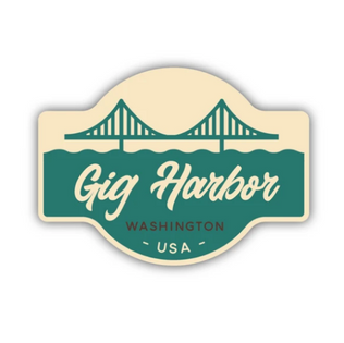 Gig Harbor Sticker