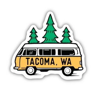 Tacoma Sticker