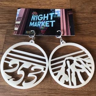 Night Market Earrings