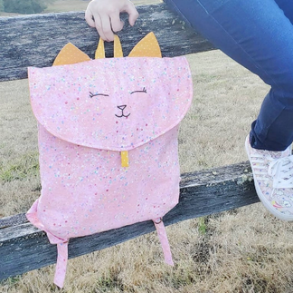 Kitty Backpack