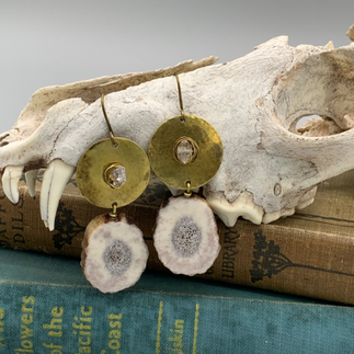 Huntress Earrings