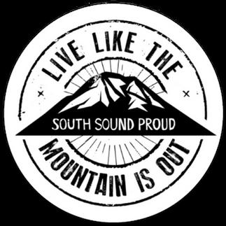 South Sound Proud Sticker