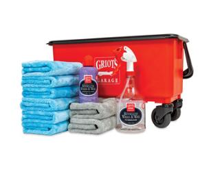Rinseless Wash Kit