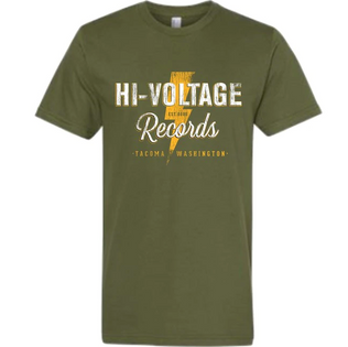 Hi-Voltage Records T-Shirt