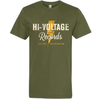Hi-Voltage Records T-Shirt