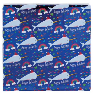 Narwhal Wrap
