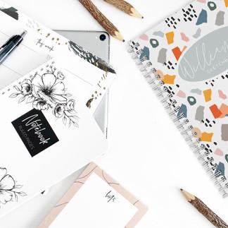 Homeschool Notebook Bundle