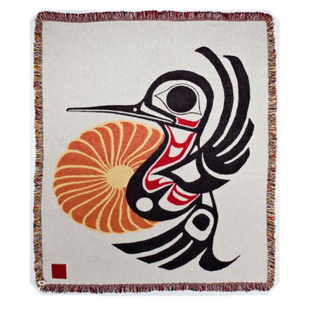 Native American Hummingbird Blanket