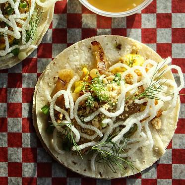 Fish Tacos World Street Kitchen Minneapolis, Minnesota