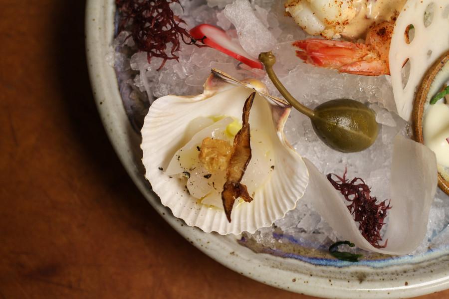 Seafood by Octo Fish Bar Minnesota