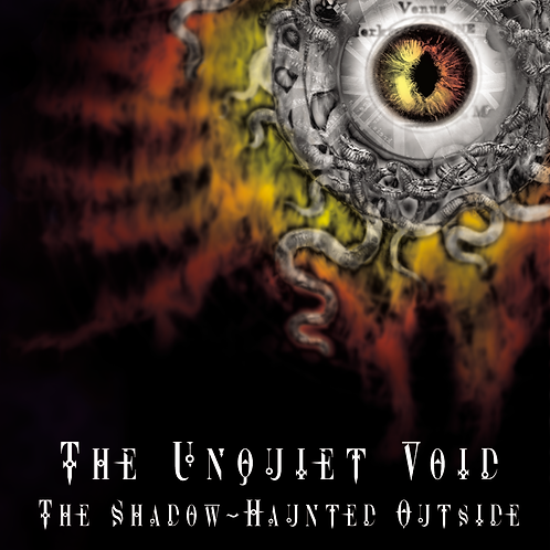 The Shadow-Haunted Outside CD