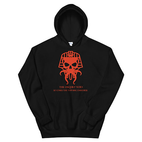 So Comes the Yawning Darkness Unisex Hoodie