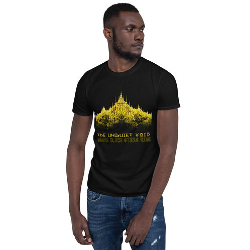 Where Black Stars Rise Short-Sleeve Unisex T-Shirt
