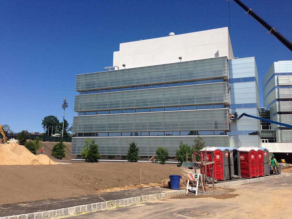 PRINCETON UNIVERSITY PSYCHOLOGY & NEUROSCIENCE BUILDING PRINCETON, NJ