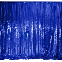 - kids party ideas - photo booth - flower wall -kids birthdays -birthday partys -weddings -Adelaide Starlight Entertainment sequin backdrops -sequin royal blue