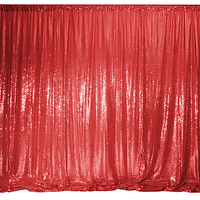- kids party ideas - photo booth - flower wall -kids birthdays -birthday partys -weddings -Adelaide Starlight Entertainment sequin backdrops -sequin red
