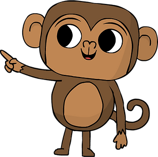 let pointing monkey.png