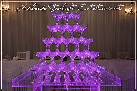 Champagne Towers