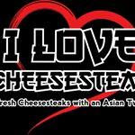 I Love Cheesesteaks