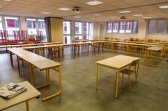 Salle de cours, Site Schlumberger