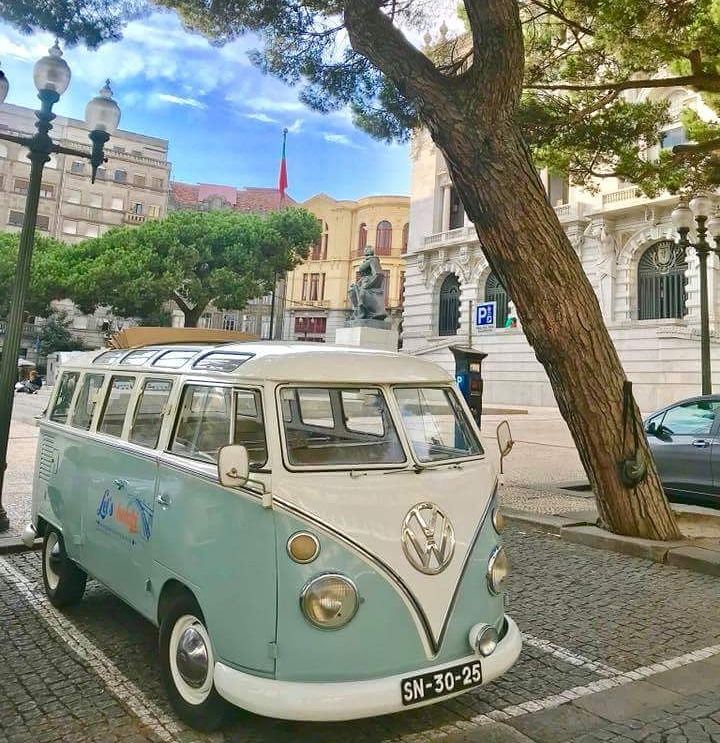 VW Kombi | tours | Oporto | Portugal