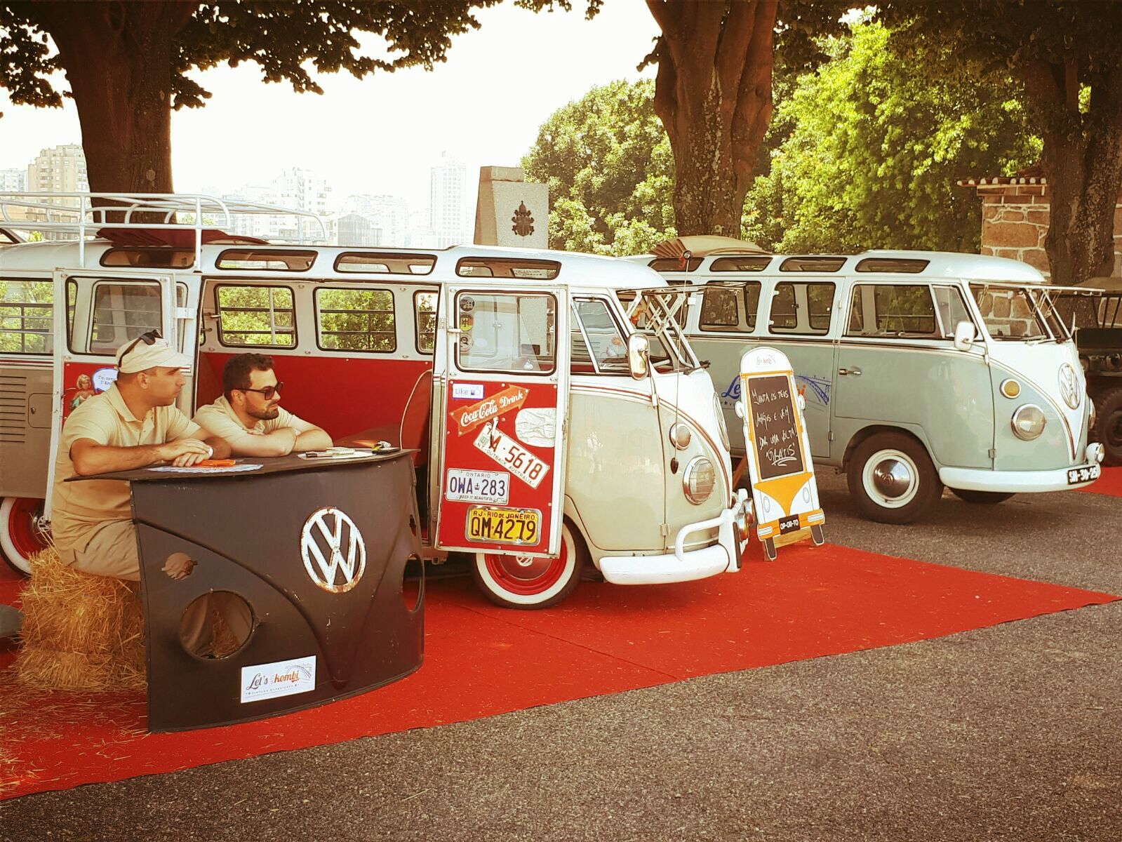 Let's Kombi events