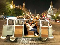 VW Combi | tours | Porto | Portugal