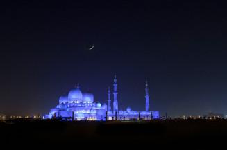 0024_Crescent Moon. Sheikh Zayed Grand M