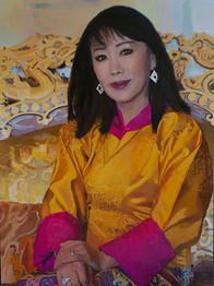 HRH The Queen Mother of Bhutan