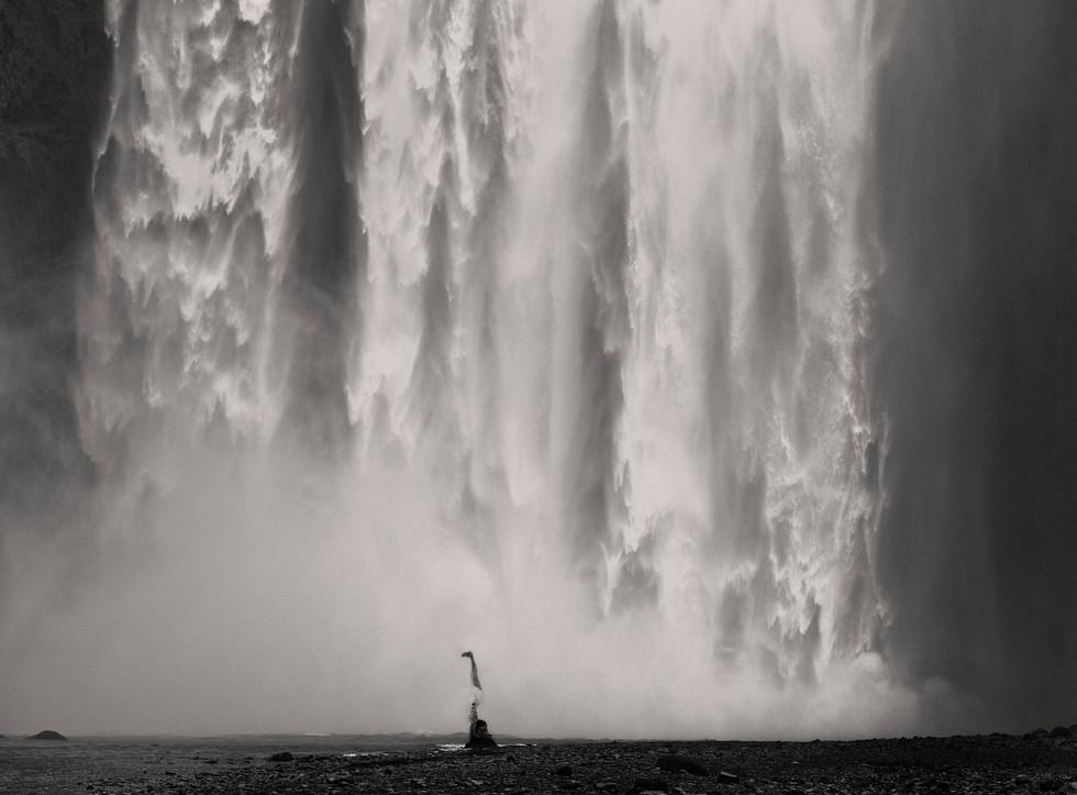 0010_Yoga at the waterfall.b.w.jpg