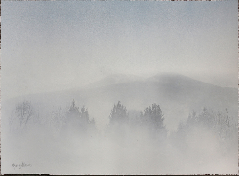 After the Blizzard, Towards Twin Peaks