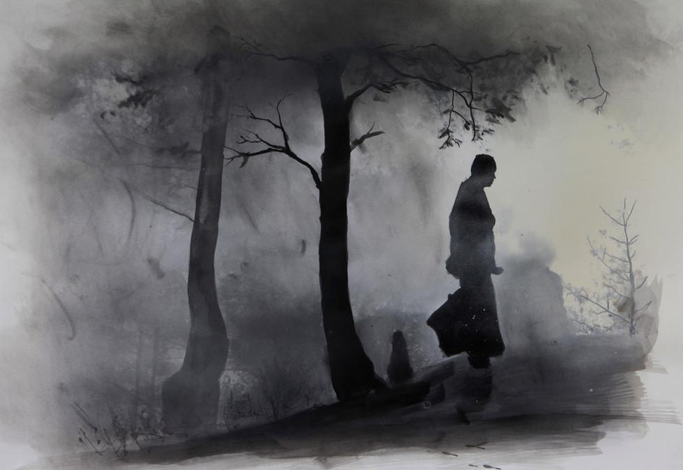 A Walking Meditation