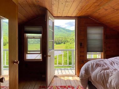 Mater bedroom view