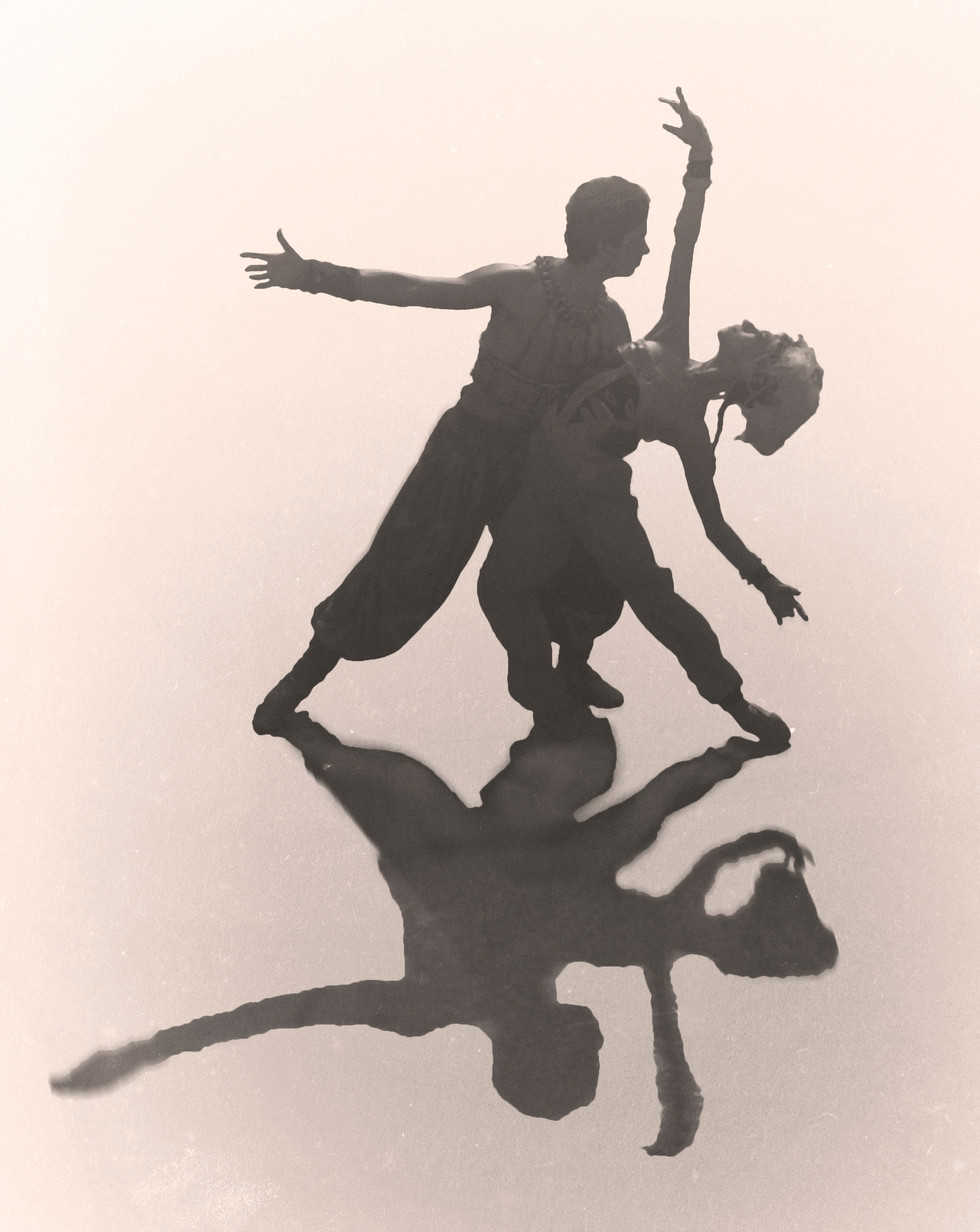 The Dance of Scheherazade