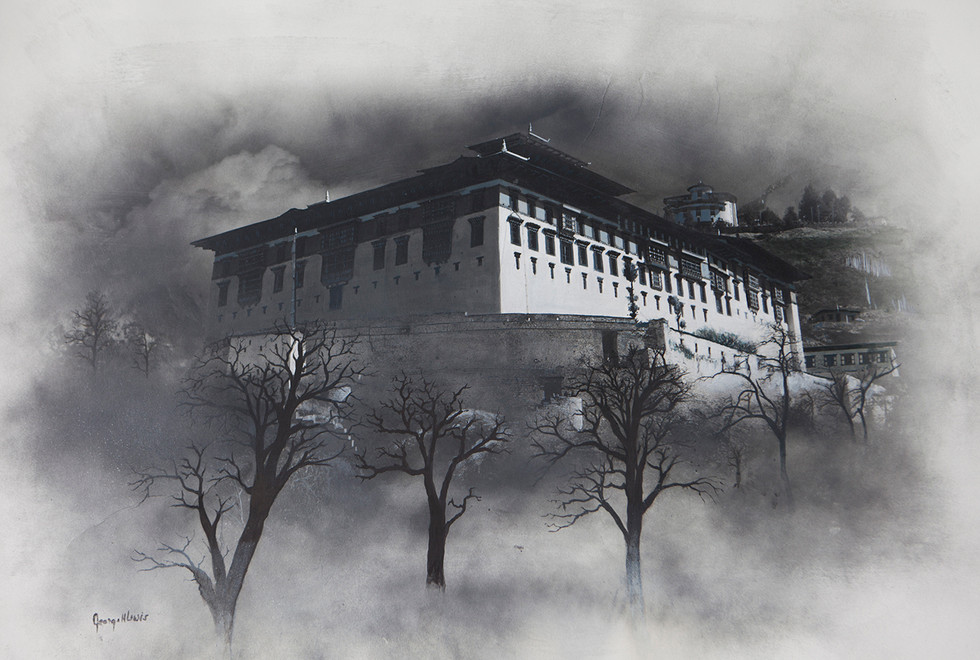 Ringpung Dzong, Bhutan