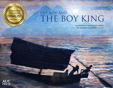 Boy and Boy King with Finalist Sticker.j