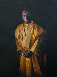 President Obasanjo of Nigeria