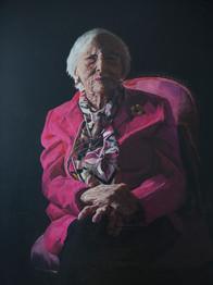 The Buddhist, Margot Wilkie