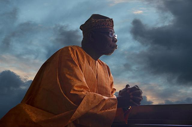 0002_President Obasanjo the visonarysmal