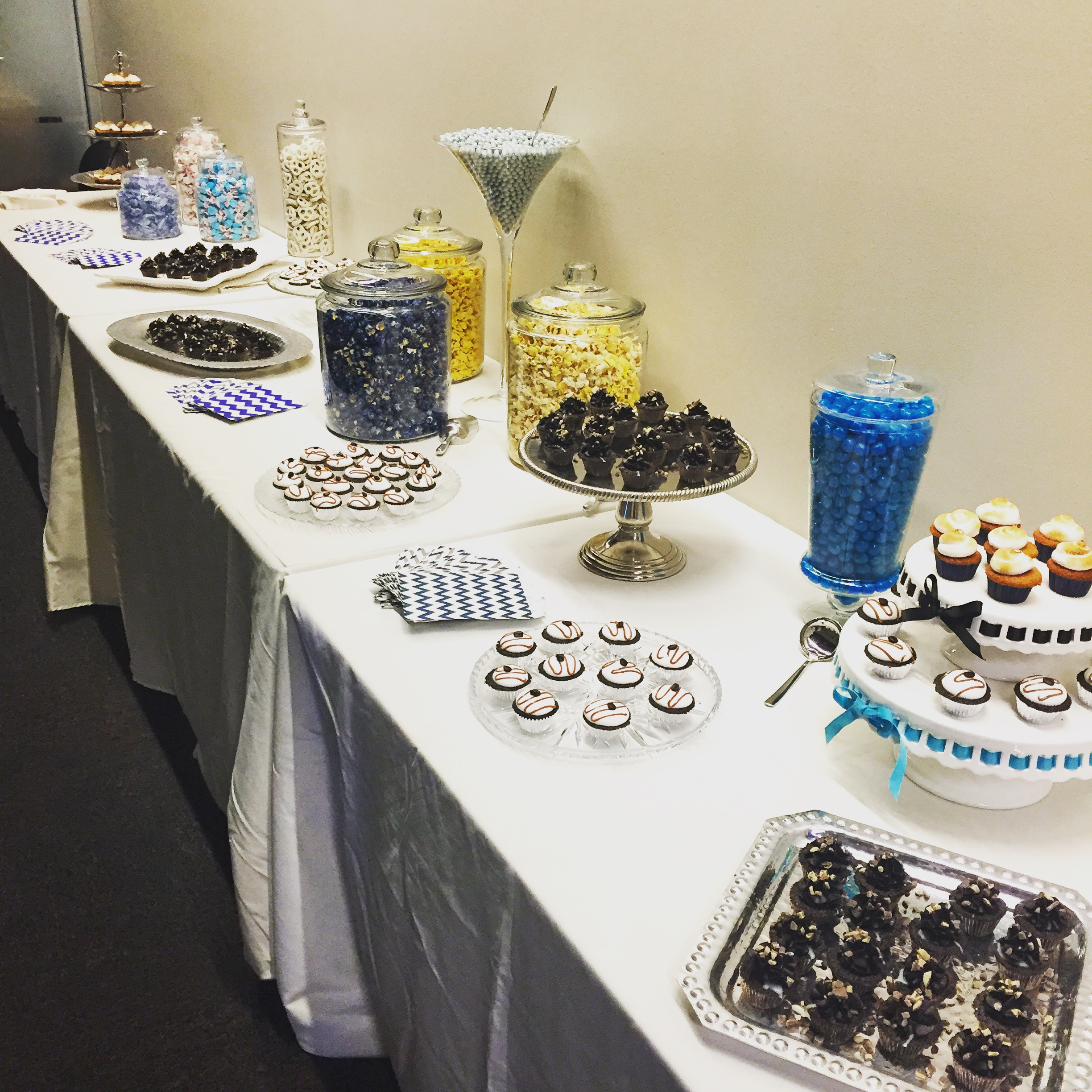 Candy & Dessert Buffet for DELL