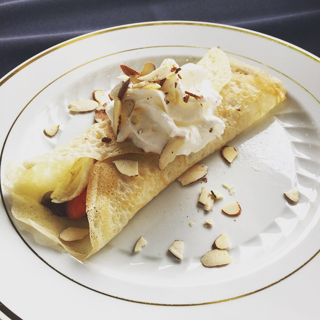 The perfect crepe
