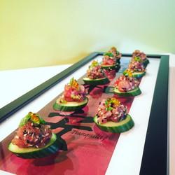 Asian Tuna Tartare