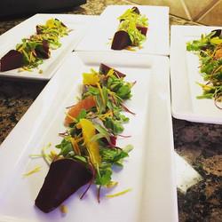 Citrus & Beet Salad