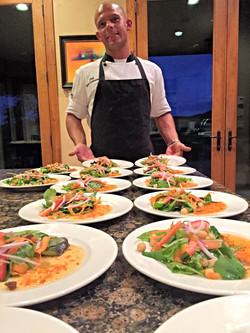 Chef Steve Constantine