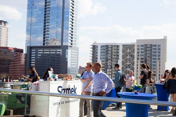 Event coordinator & cater for Sizmek client party @ SXSW 2015